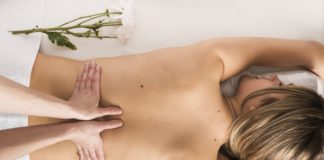 massage σώματος